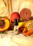 CHANTILLY CREAM PERFUME OIL 5 ml - Fluffy Whipped Cream, Peach Nectar, Vanilla & Yellow Mandarin