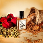 CARDAMOM ROSE SUGAR EAU DE PARFUM (EDP) 60 ml Perfume Spray - Brown Sugar, Cardamom, Moroccan & Bulgarian Rose Absolutes