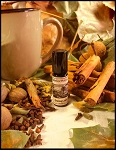 SYCAMORE CHAI PERFUME OIL 5 ml - Vanilla Chai Tea, Marshmallow, Ginger, Pumpkin